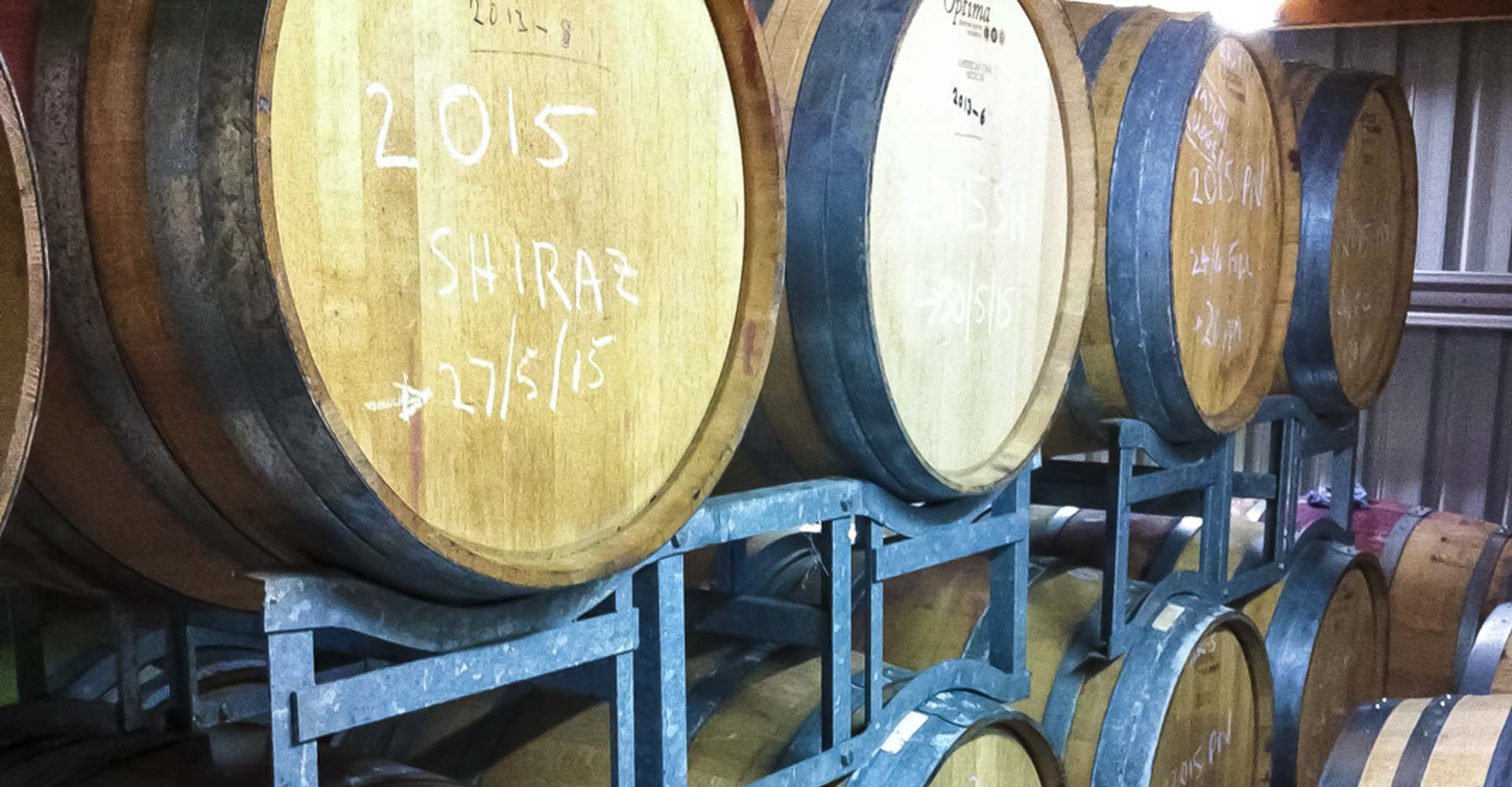 Crafted onsite vine to bottle